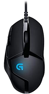 a51be0506a3 Amazon.in: Buy Logitech 502 Hero Gaming Mouse (Black) Online at Low ...