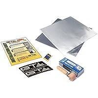 20sqft GTMat Onyx Butyl Car Heat Noise Insulation Kit (12x12 Sheets) Sound Deadener Material with Dynamat Roller