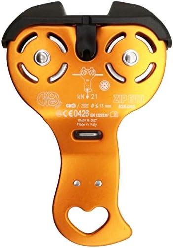 Desconocido Kong - Zip EVO with Segurity CAM, Color Orange ...