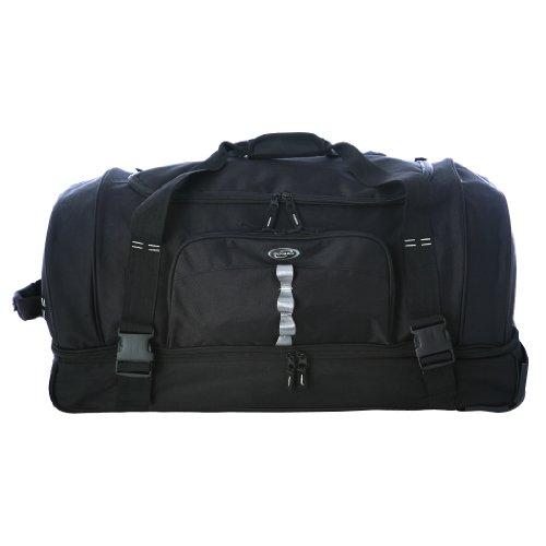 olympia-luggage-30-rollling-duffleblackone-size