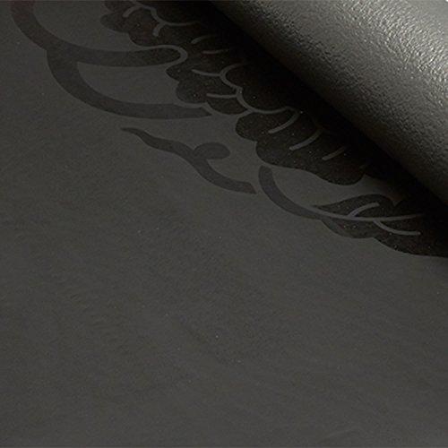 Gaiam Sol Mat, Black, 5mm
