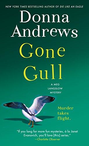 Gone Gull: A Meg Langslow Mystery (Meg Langslow Mysteries Book 21) (Best Blacksmith In The World)