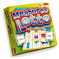 Didax - Metric Measures Lotto Game