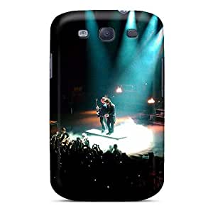 Durable Cell-phone Hard Covers For Samsung Galaxy S3 (scn13177phnv) Provide Private Custom Beautiful Avenged Sevenfold Series