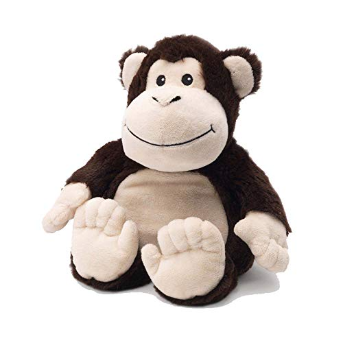 Monkey Cozy - Warmies® Microwavable French Lavender Scented Plush Monkey