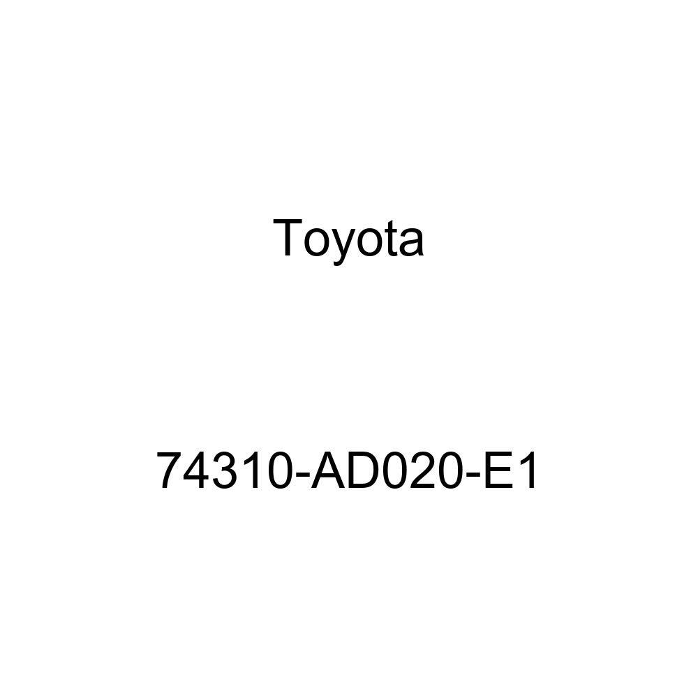 TOYOTA Genuine 74310-AD020-E1 Visor Assembly