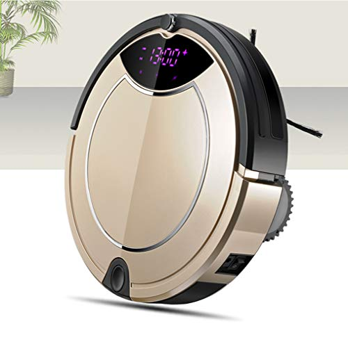 vinmax Smart Robot Vacuum Cleaner | Automatic Robot Vacuum Cleaner New Generation Super Quiet, Strong Suction,Remote Control ,Self-Charging Robotic Vacuum Cleaner for Pet Hair, Carpets, Hard Floors