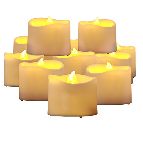 Flameless Led Candle Light in US - 8