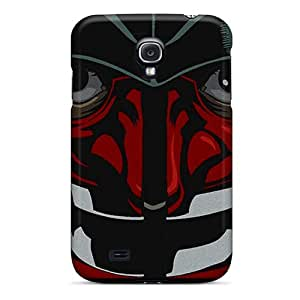 Top Quality Rugged Samurai Case Cover For Galaxy S4
