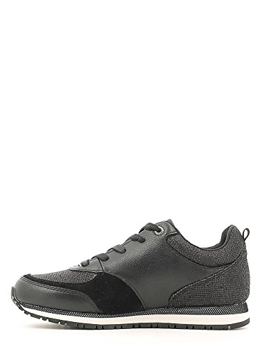 Guess FLREE3-LEA12 Sneakers Donna Ecopelle Black Black 37