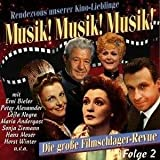 German Film Music: Die Grosse Filmschlager: Musik, Musik, Musik! Vol. 1-3 (Audio CD) [3 CD Set]