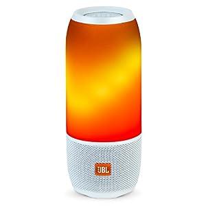 JBL PULSE3WHT Pulse 3 Portable Bluetooth Speaker - White