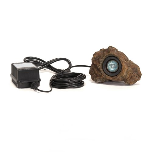 Rock Led Light with transformer for Pond and Garden