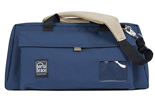 Portabrace CS-DV4U Mini-DV Camera Case (Blue) by PortaBrace