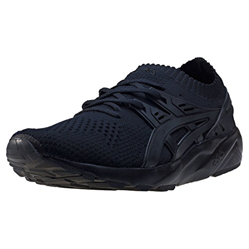 Competición Hombre De Zapatillas Gel Negro Asics kayano Trainer Knit Running xSTnAqpw