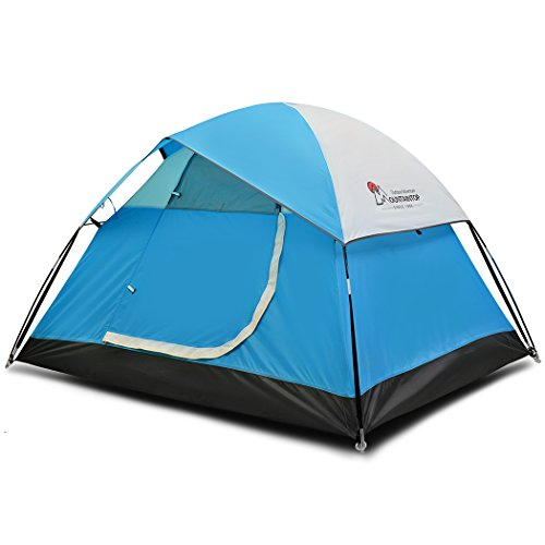 Mountaintop Waterproof 2 Person Camping Tent Backpacking Tents for Camping Hiking Traveling