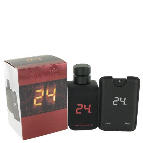 24 Go Dark The Fragrance by ScentStory EDT 100ml + 24ml Pocket Spray -Men