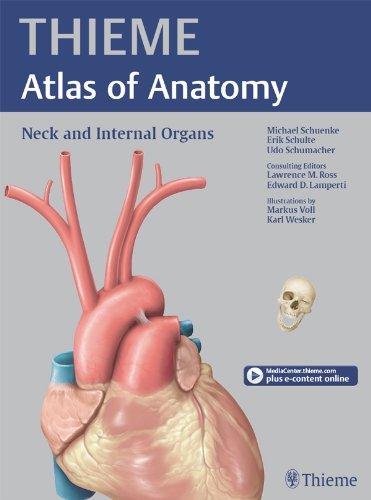 Thieme Atlas of Anatomy Neck and Internal Organs (1st 2010) [Schuenke, Schulte & Schumacher]