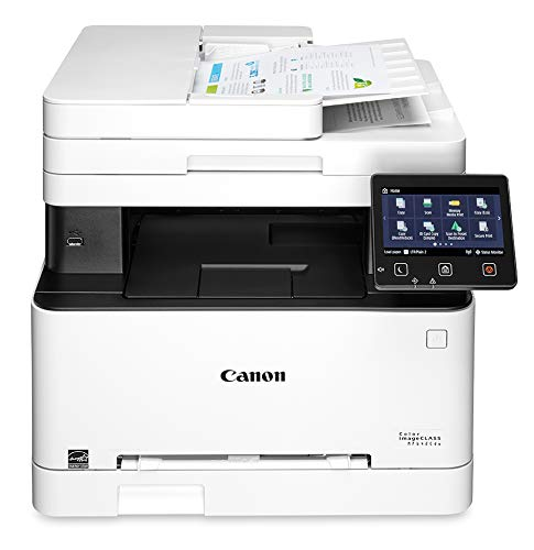 Canon ImageCLASS MF642Cdw Multi-Function Color Laser Printer