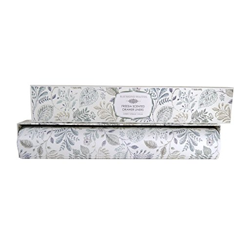 Raymond Waites Scented Drawer Liners For Dresser Linen