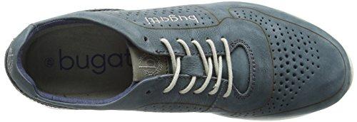 Bugatti Herren K19025 Low-Top Blau (dunkelblau 425)
