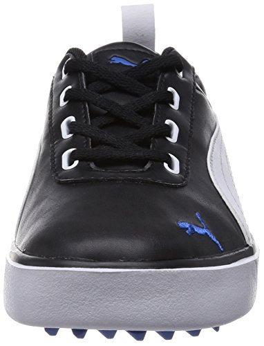 Puma Mono Lite mini - blanco-negro-strong blue