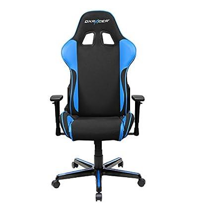 Dxracer Dxracer Formula Gaming Chair Bkbu Ohf Amazonde