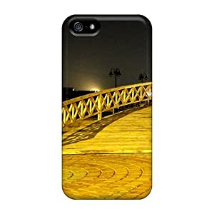 Scratch-free For SamSung Galaxy S5 Phone Case Cover - Retail Packaging - Crossing Over