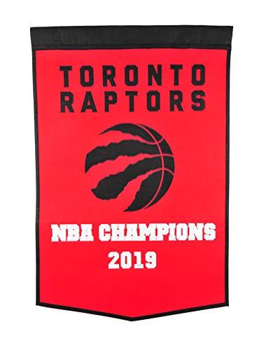 Winning Streak NBA Toronto Raptors Unisex Toronto Raptors IF Win Dynasty BannerToronto Raptors IF Win Dynasty Banner, red, Banner