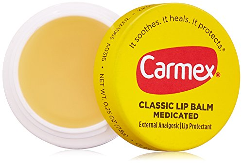 Carmex Lip Balm Jar