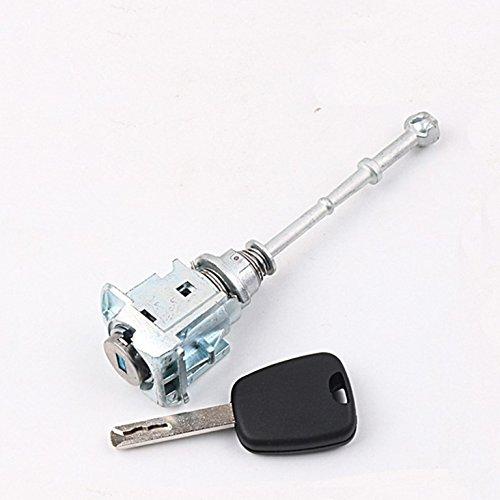 Cerradura Barillet para Puerta Delantera Izquierda Citroen C5/Peugeot 308/ Llave @ Pro-plip