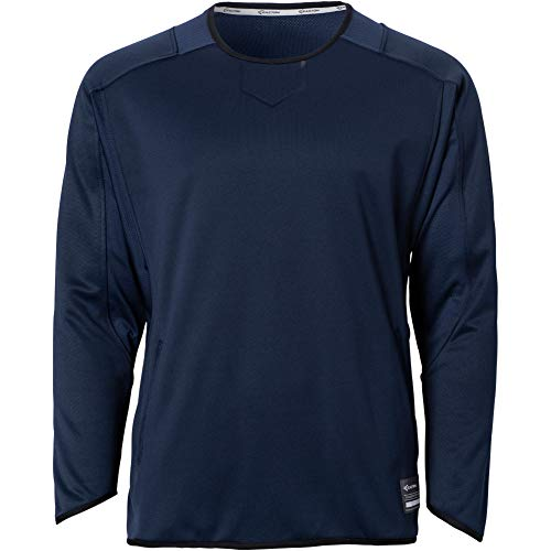 - Easton Alpha Fleece Pullover Youth Navy Large-XLarge