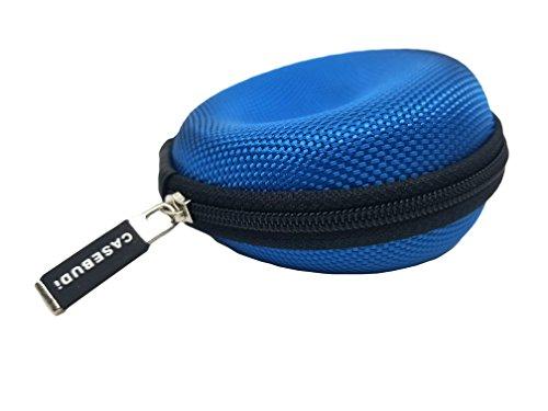 CASEBUDi Watch Travel Case - Medium - Bright Blue