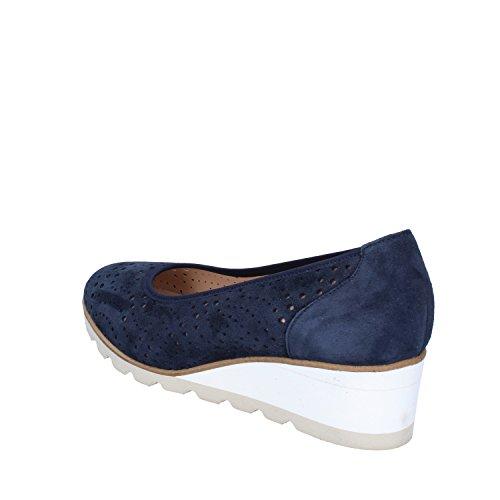de ROSSI Mujer de Zapatos Ante Turquesa Vestir Para DANIELA qSwHEnFAq