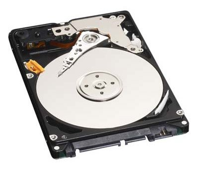 320GB Serial ATA (SATA) Hard Drive Upgrade for Apple MacBook Pro 1.67GHz Intel Core Duo Laptops ()