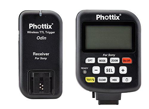 Phottix Odin TTL Wireless Flash Trigger Set for Sony (PH89047)
