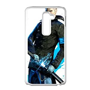 dmc vergil LG G2 Cell Phone Case White cover xlr01_7696124
