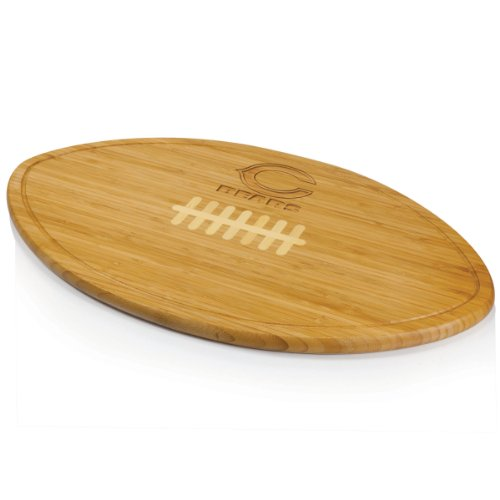 NFL Chicago Bears Kickoff Cheese Board, 20 1/4-Inch ()