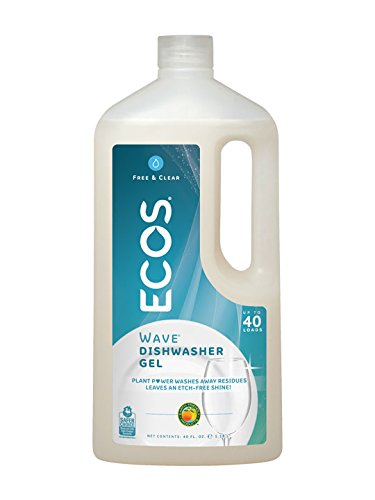 wave natural auto dishwasher gel - 8