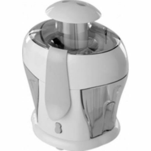 Brentwood Juice Extractor - White - 400 W Motor - White