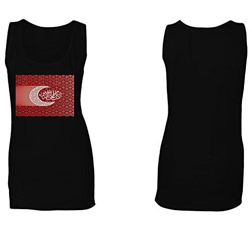 a7228927b05f Ramadan, regalo, fondo, arte, novedad camiseta sin mangas mujer ...