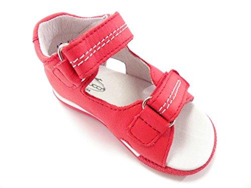 Balducci sándalo Velcro Cita Basic I macho 94116119M Rojo Rojo