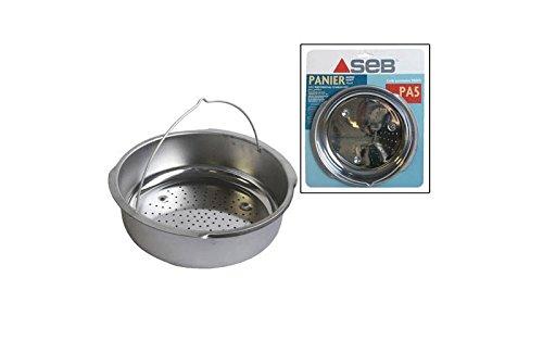 Moulinex - Cesta vapor rígida acero inoxidable - 980513 ...