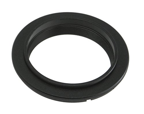 (Macro Reversing Ring 52mm Lens Adapter for Canon EOS Lenses 52 Reverse mount)