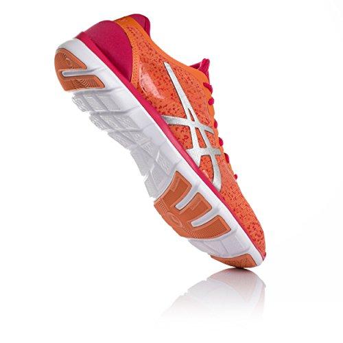 ASICS de Gel FitNova Femme training 39 Pêche Chaussures 5 t66wdqZr