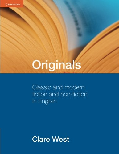 Originals: Classic and Modern Fiction and Non-Fiction in English (Georgian Press)