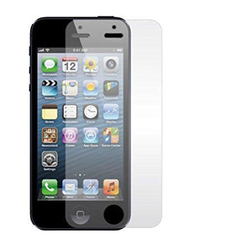 2 PCS per la protezione dello schermo di Apple iPhone 5 5S 5C opaca anabbagliante anteriore