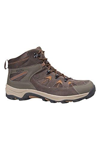Mountain Warehouse Rapid Hombres Botas - Zapatos De Senderismo Impermeables Naranja