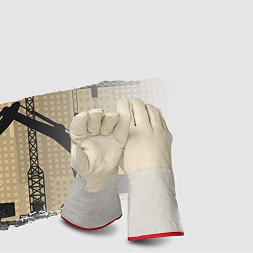 手袋 牛革冷温手袋不凍液手袋低温ドライアイス手袋冷蔵専用 LMMSP