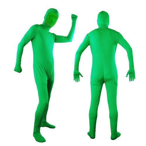 LimoStudio Photo Video Chromakey Green Suit Green Chroma Key Body Suit for Photo Video Effect, AGG779 by LimoStudio